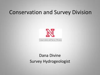 Conservation and Survey Division