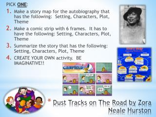 Dust Tracks on The Road by  Zora  Neale Hurston