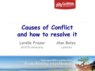 Causes of Conflict and how to resolve it