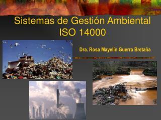 Sistemas de Gesti n Ambiental ISO 14000