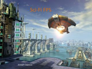 Sci-Fi FPS