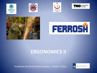 ERGONOMICS II