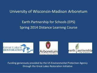 University of Wisconsin-Madison Arboretum