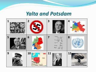 Yalta and Potsdam