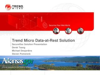 Trend Micro Data-at-Rest Solution