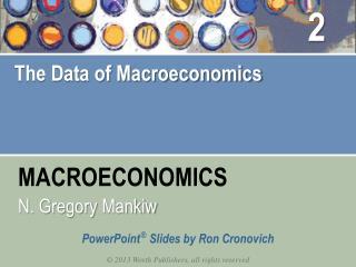 The Data of Macroeconomics