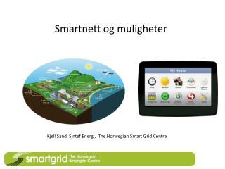 Smartnett og  muligheter