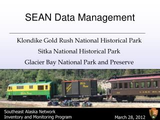 SEAN Data Management