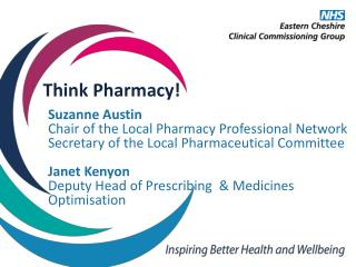 Think Pharmacy!