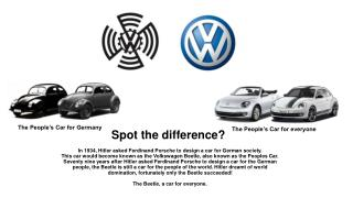 Spot the difference?