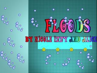 Flood news report Famous Floods