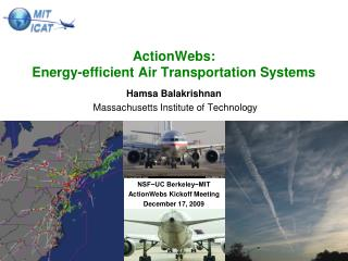 ActionWebs : Energy -efficient Air Transportation Systems