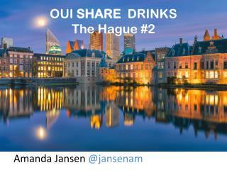 OUI  SHARE   DRINKS  The Hague #2