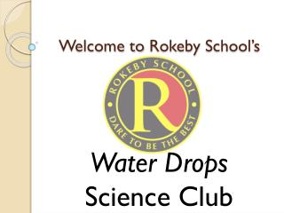 Welcome to  Rokeby  School's