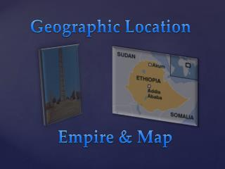 Geographic Location