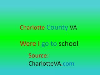 Charlotte County VA