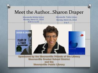 Meet the Author…Sharon Draper