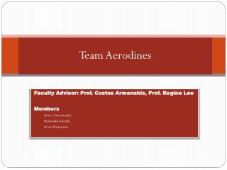 Team Aerodines