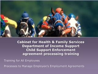 Training for All Employees Processes to Manage Employee's Employment Agreements