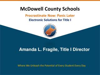 McDowell County Schools
