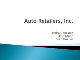 Auto Retailers, Inc.