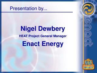 Presentation by...