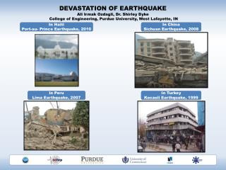 In China Sichuan Earthquake, 2008