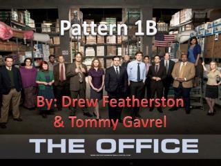 Pattern 1B