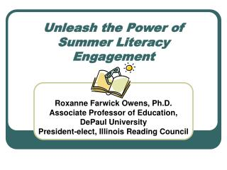 Unleash the Power of Summer Literacy Engagement