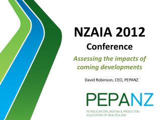 NZAIA 2012  C onference