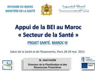 Salon de la Santé et de l'Autonomie, Paris 28-29 mai  2013