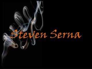 Steven Serna