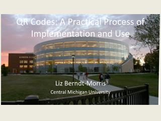QR Codes: A Practical Process of Implementation and Use