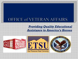 OFFICE of VETERAN AFFAIRS