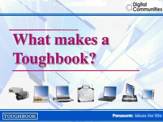 What makes a Toughbook