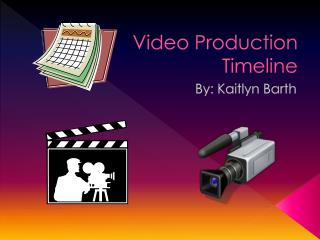 Video Production Timeline