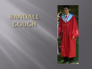 Randall  Gough