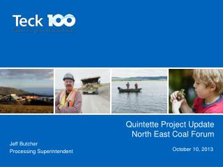 Quintette Project Update North East Coal Forum