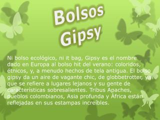 Bolsos  Gipsy