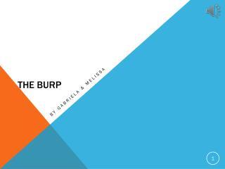 The Burp