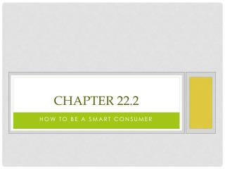 Chapter 22.2