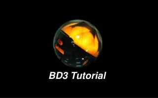 BD3 Tutorial