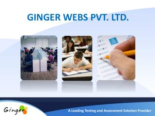 GINGER WEBS PVT. LTD.