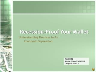 Recession-Proof Your Wallet
