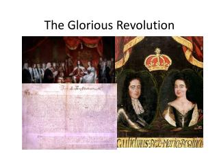 The Glorious Revolution
