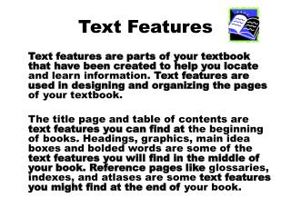 Text Features