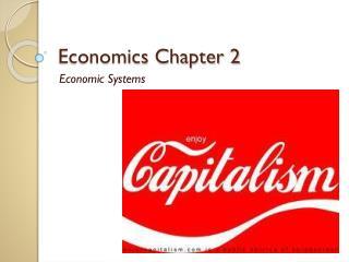 Economics Chapter 2