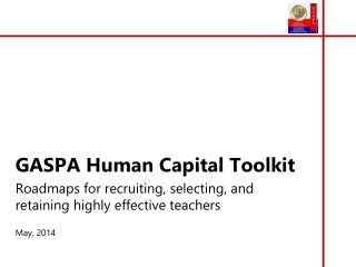 GASPA  Human Capital Toolkit
