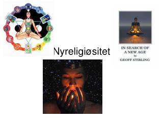 Nyreligiøsitet