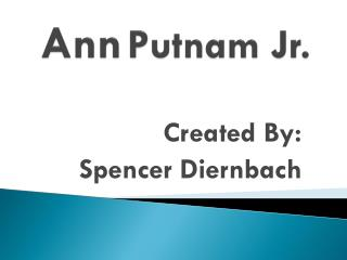 Ann Putnam Jr.